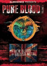 Bloodstock - Pure Blood Vol. 1 (DVD)