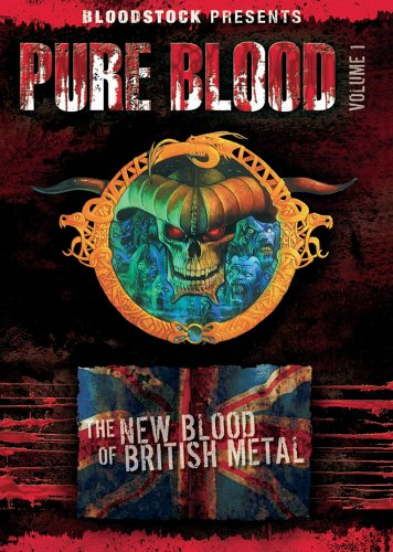 Bloodstock - Pure Blood Vol. 1 -- via Amazon Partnerprogramm