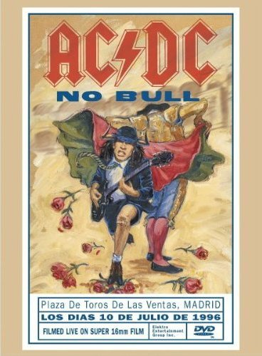 AC/DC - No Bull Live -- via Amazon Partnerprogramm