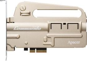 Apacer Commando PT920 240GB, PCIe 3.0 x4 (AP240GPT920Z8G-1)