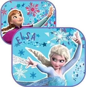 Disney Sonnenschutz-Vorhänge Frozen (9312)