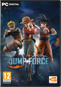 Jump Force - Characters Pass (Download) (Add-on) (PC)