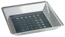 Th/üros H3535EN Kohleschale aus Edelstahl f/ür Edelstahlgrill Th/üros 1