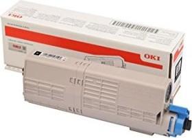 OKI Toner 46490608 schwarz hohe Kapazität