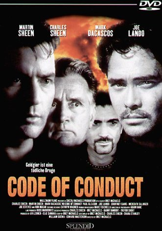 Code of Conduct -- via Amazon Partnerprogramm
