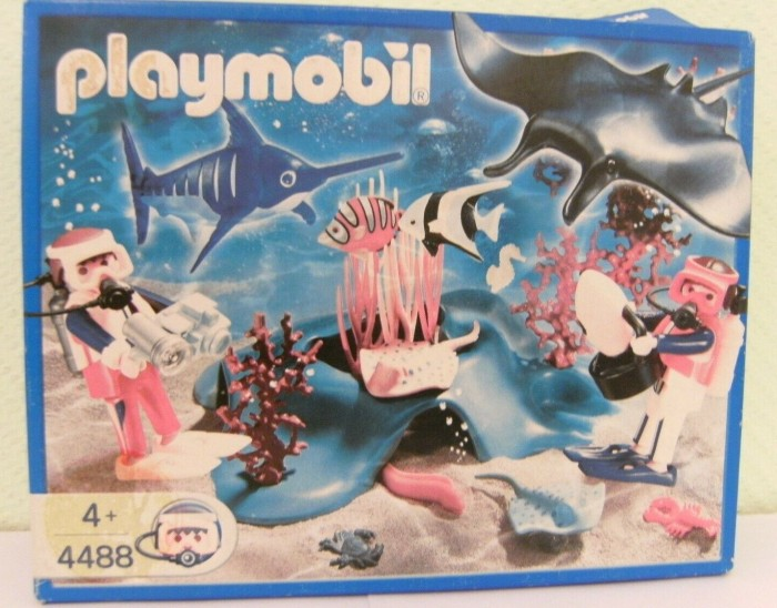 playmobil Summer Fun - Taucher im Tropenriff (4488) -- via Amazon Partnerprogramm