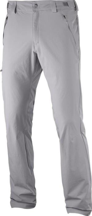 Salomon Wayfarer pant long grey (men) (393135)