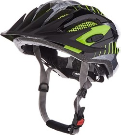 Alpina FB Junior 2.0 Kinderhelm black/steelgrey/neon (A9678.1.35)