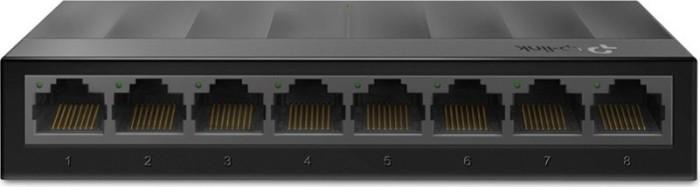 TP-Link LS1000 Lightwave Desktop Gigabit Switch, 8x RJ-45 (LS1008G)