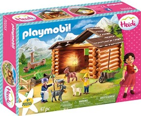playmobil Heidi - Peters Ziegenstall (70255)