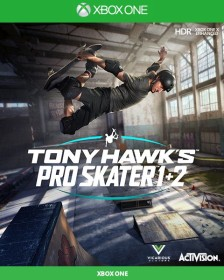 Tony Hawk's Pro Skater 1+2 - Collector's Edition (Xbox One)