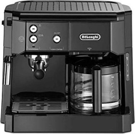 DeLonghi BCO 411.B combo coffee machine