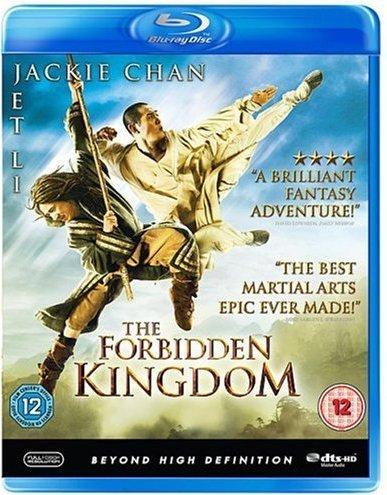 The Forbidden Kingdom (Blu-ray) (UK) -- via Amazon Partnerprogramm