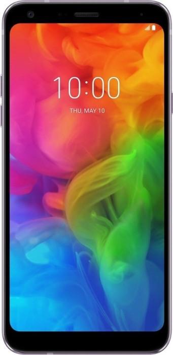 LG Electronics Q7 LMQ610EM purple
