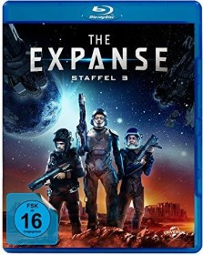 The Expanse Season 3 (Blu-ray)