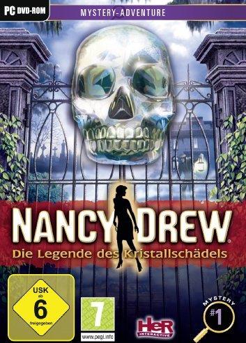 Nancy Drew - Legend of the Crystal Skull (deutsch) (PC) -- via Amazon Partnerprogramm