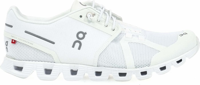 On Cloud all white (Damen) ab € 129,95