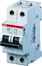 ABB Sicherungsautomat S200P, 2P, C, 6A (S202P-C6)