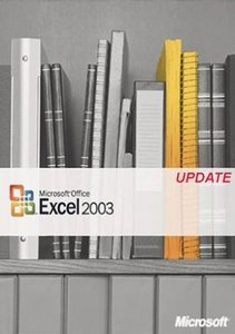 Microsoft: Excel 2003 - Update (English) (PC) (065-03867)