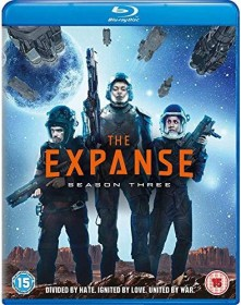 The Expanse Season 3 (Blu-ray) (UK)