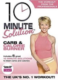 Fitness: 10 Minute Solution - Carb & Calorie Burner (DVD) (UK)