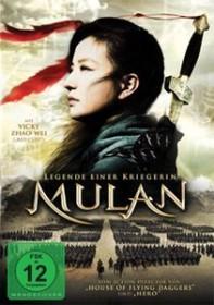 Mulan - Legende einer Kriegerin (DVD)