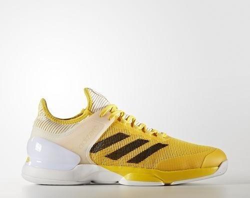finest selection 55fc6 3d8fb adidas adizero Ubersonic 2.0 yellowcore blackwhite (Herren) (CG3083)