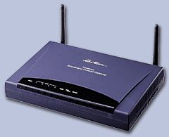 Billion Wireless Broadband Firewall Gateway with Access Point (BIPAC-643)