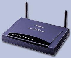 Billion Wireless Broadband firewall brama sieciowa with Access Point (BIPAC-643)
