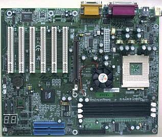 ENMIC (NMC) 8TCX+, KT266 (DDR)