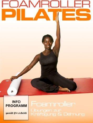 Pilates: Foamroller -- via Amazon Partnerprogramm