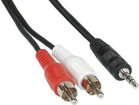 InLine Cinch Kabel 10m gelb (89937M) -- via Amazon Partnerprogramm