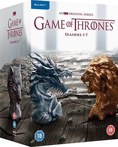 Game of Thrones Season 1-7 (Blu-ray) (UK) -- via Amazon Partnerprogramm