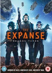 The Expanse Season 3 (DVD) (UK)