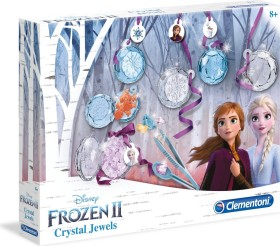 Clementoni Frozen 2 - Crystal Jewels (18511)
