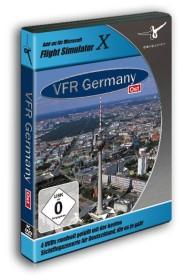 Flight Simulator X - VFR Germany 4 (Add-on) (PC)