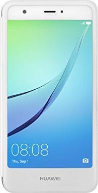 Huawei View Flip Cover für Nova weiß (51991768) -- via Amazon Partnerprogramm