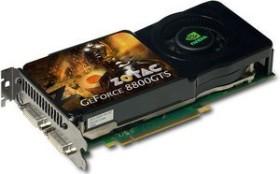 Zotac GeForce 8800 GTS, 512MB DDR3 (ZT-88SES2P-FSP)