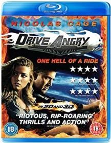 Drive Angry (Blu-ray) (UK)