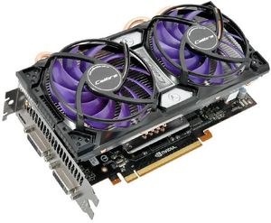 Sparkle Calibre GeForce GTX 460, 1GB GDDR5, 2x DVI, mini HDMI (X460G)