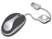 MS-Tech SM-86 mini Optical Mouse, USB