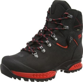 Hanwag Tatra II GTX black/red (men)
