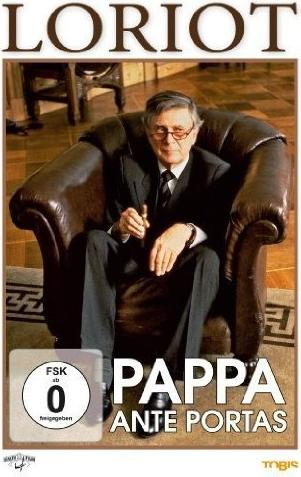 Pappa ante portas -- via Amazon Partnerprogramm