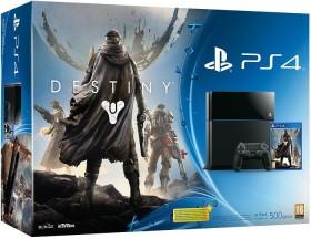 Sony PlayStation 4 - 500GB Destiny Bundle schwarz