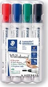 Staedtler Lumocolor Whiteboardmarker 351 sortiert, 4er-Set (351 WP4)