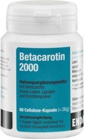 Endima Betacarotin 2000 Kapseln, 60 Stück