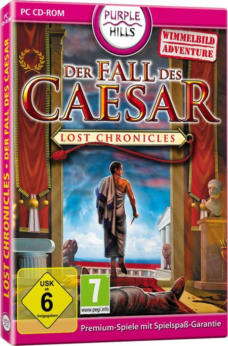 Lost Chronicles: Fall of Caesar (englisch) (PC)