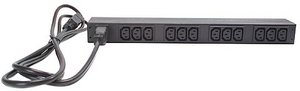 APC Basic Rack PDU, 1HE, 16A (AP9565)