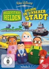 Higglystadt Helden Vol. 2: Helden in unserer Stadt