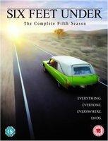 Six Feet Under Season 5 (DVD) (UK)